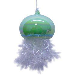 Brighten the Season Fairytale Green Jellyfish Ornament