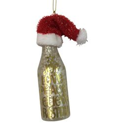 Brighten the Season Florida Bealls Christmas Bottle Ornament