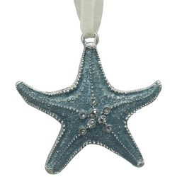 Brighten the Season Sandy Shore Starfish Ornament