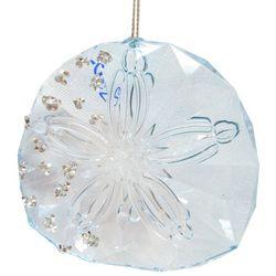 Brighten the Season Fairytale Sanddollar Ornament