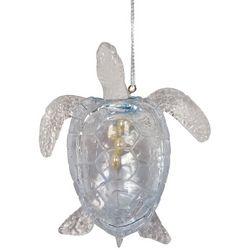 Brighten the Season Sandy Shore Turtle With Pearls