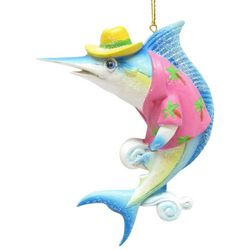 Brighten the Season Brights Sailfish Ornament