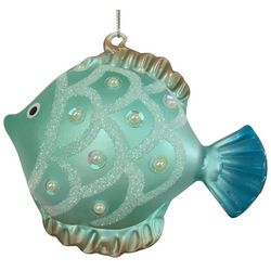 Brighten the Season Fairytale Fish Ornament