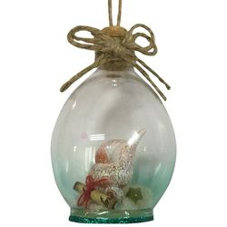 Brighten the Season Fairytale Conch Shell in Glass