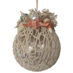 Brighten the Season Coastal Ball Ornament