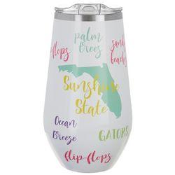 Pure Drinkware 16 oz. Sunshine State Travel Tumbler