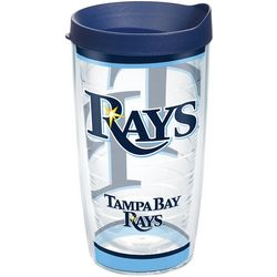 Tervis 16 oz. Tampa Bay Rays Traditions Tumbler With Lid