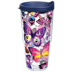 Tervis 24 oz. Butterfly Passion Tumbler With Lid