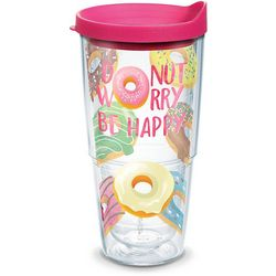 Tervis 24 oz. Donut Worry Tumbler With Lid