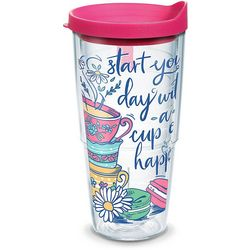 Tervis 24 oz. Simply Southern Start Your Day Travel Tumbler