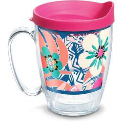 Tervis 16 oz. Bright Wild Bloom Travel Mug