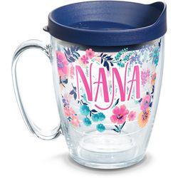 Tervis 16 oz. Nana Dainty Floral Travel Mug