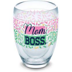 Tervis 9 oz. Mom Boss Stemless Wine Glass