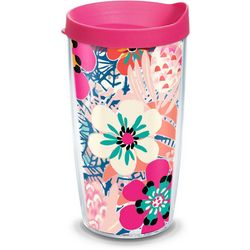 Tervis 16 oz. Bright Wild Bloom Tumbler With Lid