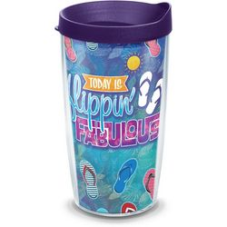 Tervis 16 oz. Flippin' Fabulous Tumbler With Lid