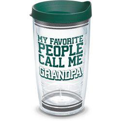 Tervis 16 oz. Call Me Grandpa Travel Tumbler