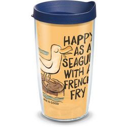Tervis 16 oz. Life Is Good Seagull Travel Tumbler