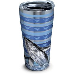 Tervis 20 oz. Stainless Steel Whale Stripe Tumbler