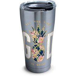 Tervis 20 oz. Stainless Steel God Is Good Tumbler