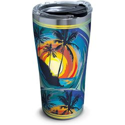 Tervis 20 oz. Stainless Steel Tropical Beach Tumbler