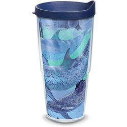 Tervis 24 oz. Guy Harvey Mirage Dolphin Tumbler With Lid