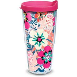 Tervis 24 oz. Bright Wild Bloom Tumbler With Lid