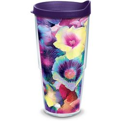 Tervis 24 oz. Hibiscus Floral Tumbler With Lid