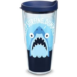 Tervis 24 oz. David Olenick Surfing Dummies Tumbler With Lid