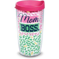 Tervis 16 oz. Mom Boss Travel Tumbler