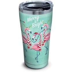 Tervis 20 oz. Stainless Steel Merry & Bright Tumbler