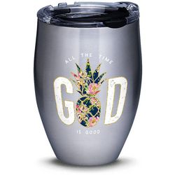 Tervis 12 oz. Stainless Steel God Is Good Tumbler