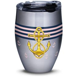 Tervis 12 oz. Stainless Steel Gold Anchor Tumbler