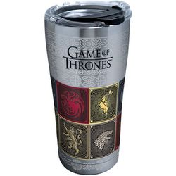Tervis 20 oz. Stainless Steel Game of Thrones Sigils Tumbler