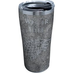 Tervis 20 oz. Stainless Steel Game of Thrones Winter Tumbler