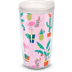 Tervis 16 oz. Tropical Holiday Tumbler With Lid