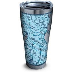 Tervis 30 oz. Stainless Steel Teal Octopus Tumbler