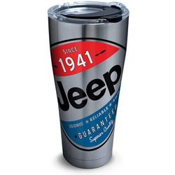 Tervis 30 oz. Stainless Steel Jeep Tumbler