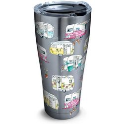 Tervis 30 oz. Stainless Steel Colorful Campers Tumbler