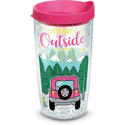 Tervis 16 oz. Simply Southern Think Outside Tumbler With Lid