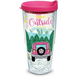 Tervis 24 oz. Simply Southern Think Outside Tumbler With Lid
