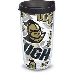 Tervis 16 oz. UCF Knights All Over Travel Tumbler