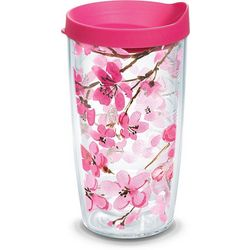 Tervis 16 oz. Cherry Blossom Tumbler With Lid