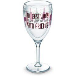 Tervis 9 oz. Wine With Friends Wine Glass
