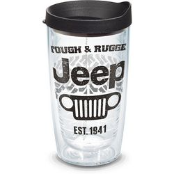 Tervis 16 oz. Jeep Tough Tumbler With Lid