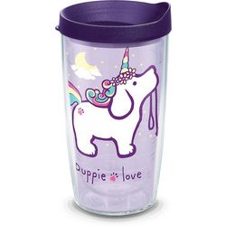 Tervis 16 oz. Unicorn Puppy Tumbler With Lid