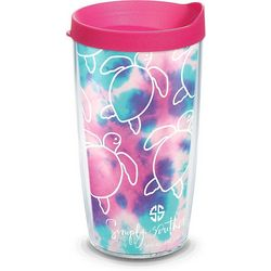 Tervis 16 oz. Simply Southern Turtles Tumbler With Lid