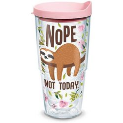 Tervis 24 oz. Sloth Nope Not Today Tumbler With Lid