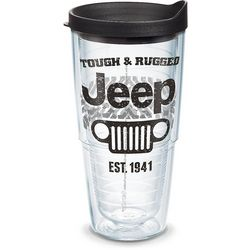 Tervis 24 oz. Jeep Tough Tumbler With Lid