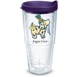 66475029f52 Tervis 24 oz. Pineapple Pup Tumbler With Lid