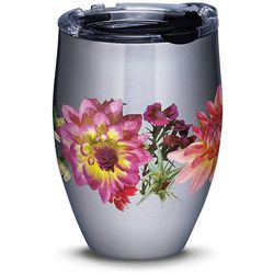 Tervis 12 oz. Stainless Steel Romantic Floral Tumbler